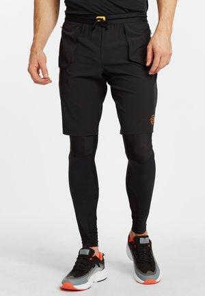 SKINS KOMPRESSIONSHOSE S5 SUPERPOSE  - Leggings - black
