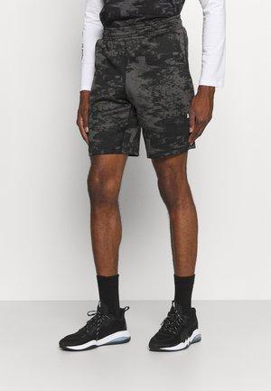 C9 SHORT - Sports shorts - black
