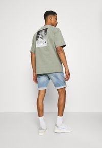 Cars Jeans - SEATLE - Shorts di jeans - bleach used - 2