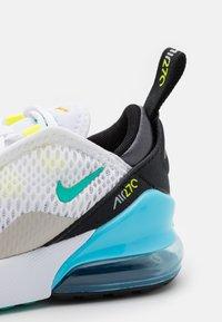 Nike Sportswear - AIR MAX 270 UNISEX - Zapatillas - white - 5