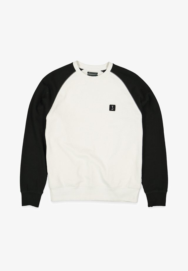 CHAFF RAGLAN - Sweater - off white