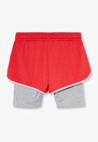 Benetton - Shorts - red - 1
