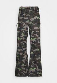 Volcom - HUNTER PANT - Snow pants - olive - 4