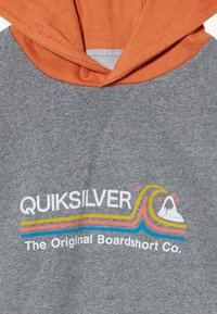 Quiksilver - PAIPO CITY HOOD YOUTH - Hoodie - apricot buff heather - 2