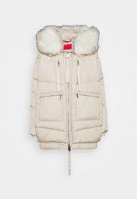 MAX&Co. - ALGEBRA - Down jacket - ivory - 3