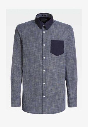 Camicia - mehrfarbig, grundton blau