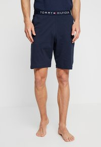 Tommy Hilfiger - SHORT - Pantaloni del pigiama - blue - 0