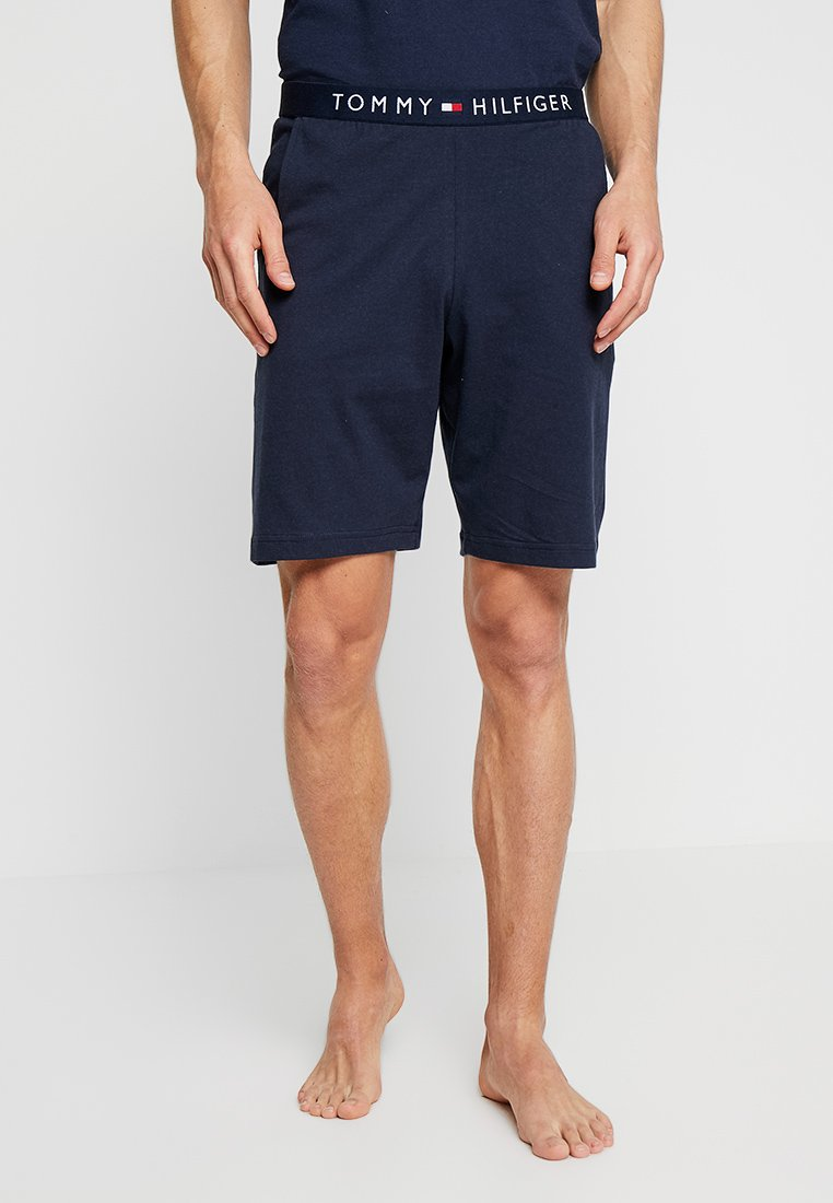 Tommy Hilfiger - SHORT - Pantaloni del pigiama - blue