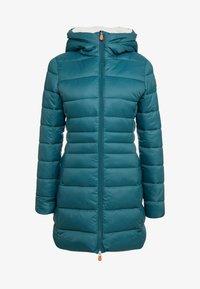 Save the duck - GIGA - Winter coat - alpine green - 4