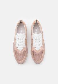 Gabor Comfort - Sneakers laag - antikrosa/rame - 5