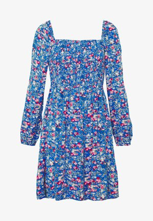 VESTIDO SMOKING ECO - Day dress - medium blue