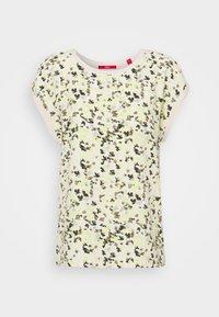 s.Oliver - Print T-shirt - off-white - 3