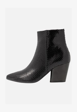 AMBER - Classic ankle boots - black