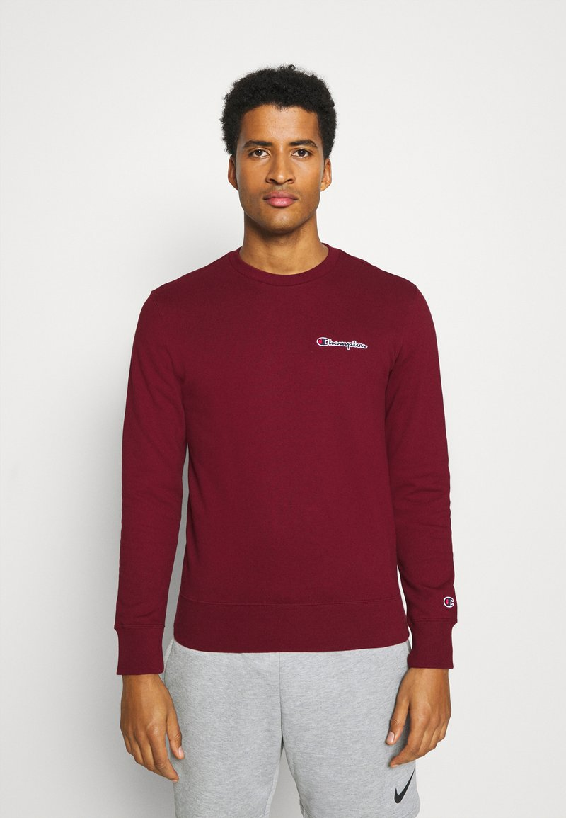 Champion - ROCHESTER CREWNECK  - Mikina - dark red