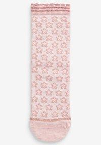 Next - 5 PACK BUNNY - Socks - pink - 2