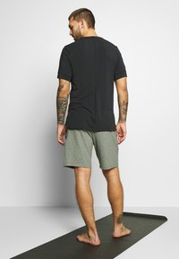 Nike Performance - DRY SHORT - Pantalón corto de deporte - galactic jade - 2