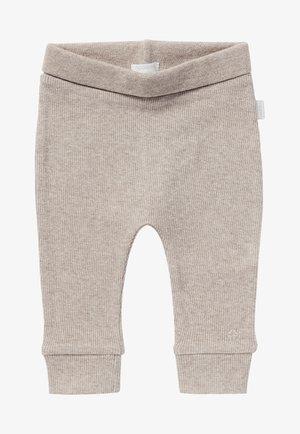 BABY COMFORT NAURAL UNISEX - Trainingsbroek - taupe melange