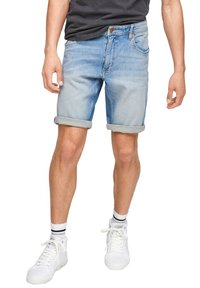 Q/S designed by - Jeans Shorts - light blue - 6