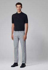 BOSS - MAINE3-10-20 - Straight leg jeans - open blue - 1