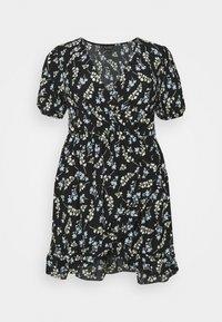 Dorothy Perkins Curve - Jersey dress - black/multi - 0