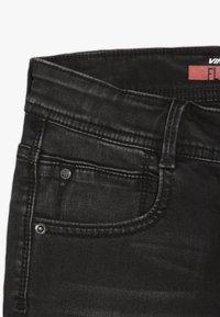 Vingino - APACHE - Jeans Skinny Fit - black vintage - 3