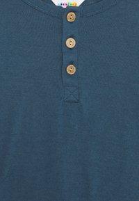 Joha - LONG SLEEVES UNISEX - Long sleeved top - blue grey - 2
