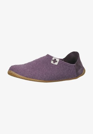 Pantoffels - violett