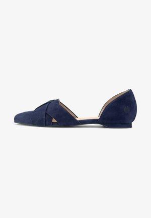 BELL - Ballet pumps - dunkel-blau