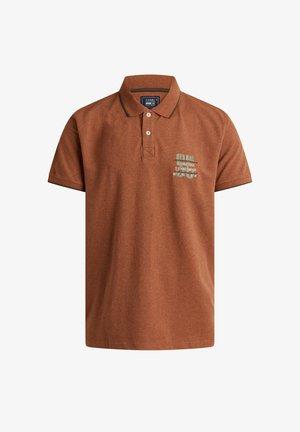 GASTON NEW - Poloshirt - ochre