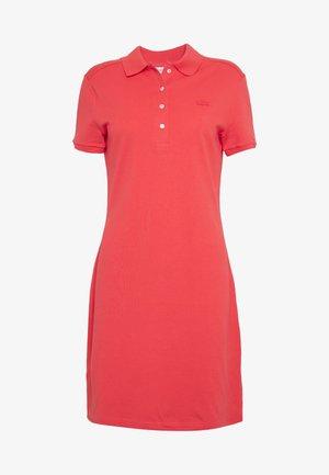 Sukienka letnia - energy red