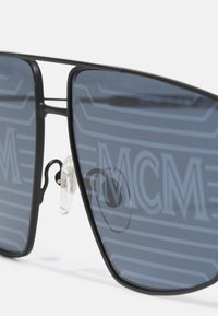 MCM - UNISEX - Sunglasses - matte black - 4