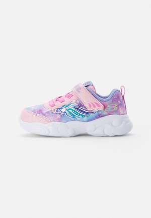 UNICORN STORM - Baskets basses - pink/lavender mesh