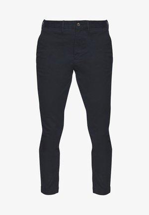 SLIM LEG PANT - Kalhoty - aviator navy