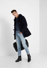 Gloverall - MID LENGTH DUFFLE - Short coat - navy - 1
