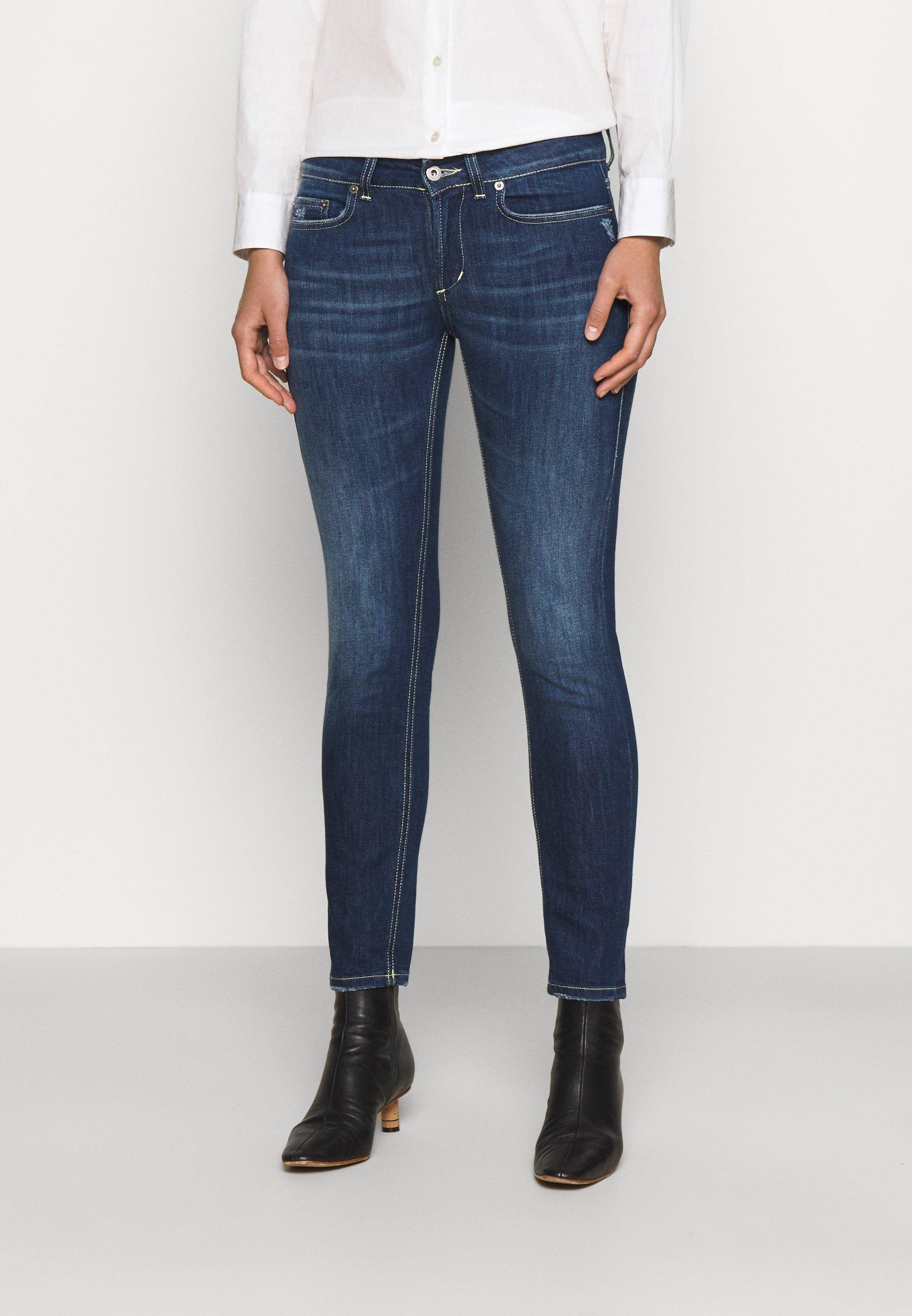 Donna PANTALONE MONROE - Jeans Skinny Fit