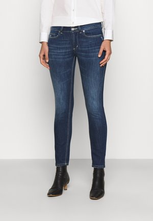 PANTALONE MONROE - Jeans Skinny Fit - dark blue