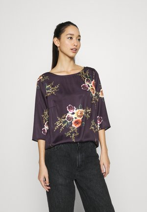 VIKAT 3/4 SLEEVE - Blouse - winetasting