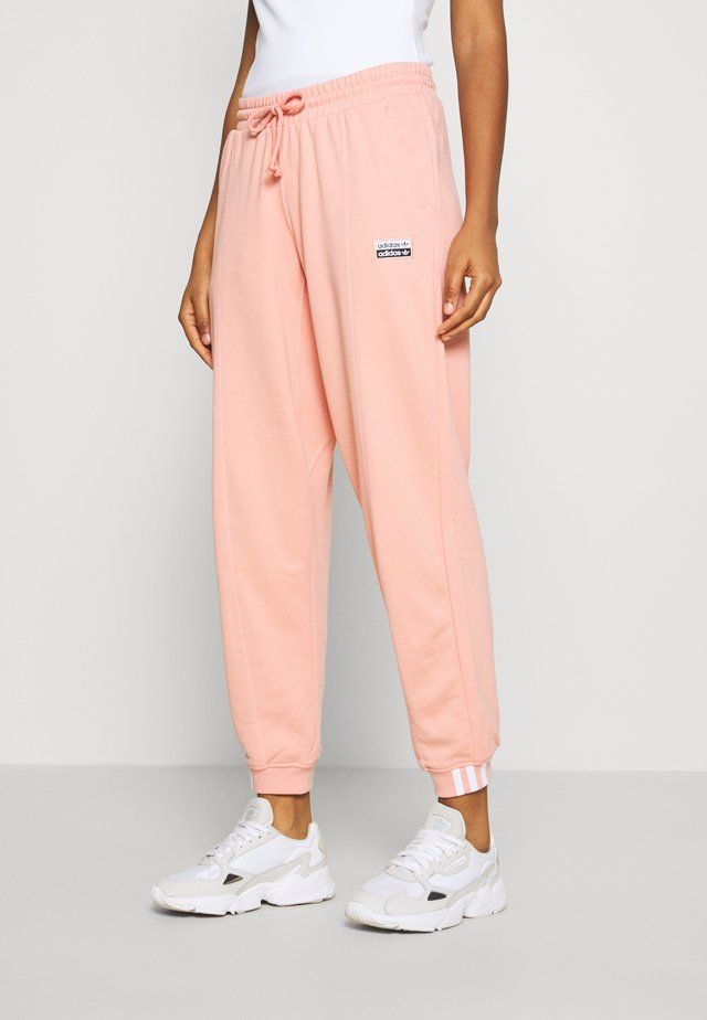 REGULAR JOGGER - Pantaloni sportivi - trace pink
