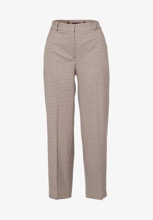 CULOTTE KARIERT - Trousers - mehrfarbig