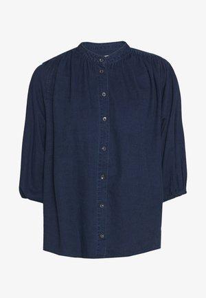 ELIZA - Button-down blouse - dark blue