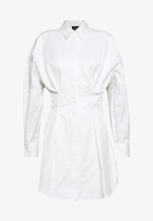 A NEW LIGHT DRESS - Skjortekjole - white