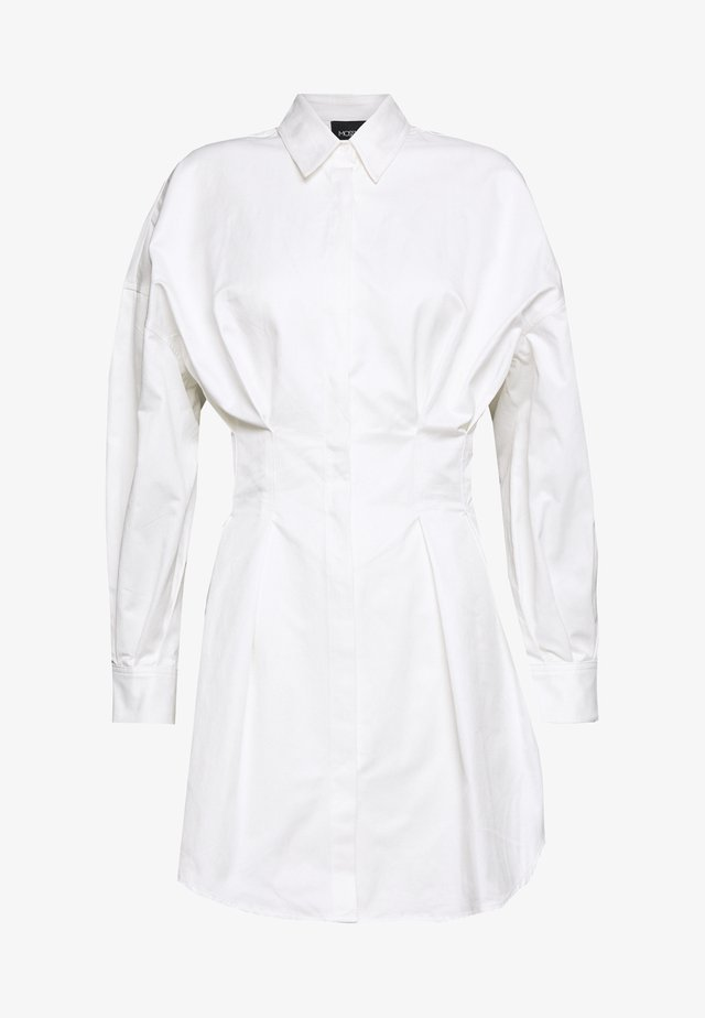 A NEW LIGHT DRESS - Robe chemise - white