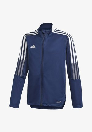 TIRO 21 TRACK TOP - Training jacket - blue