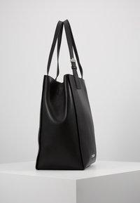 Calvin Klein - MELLOW TOTE - Handbag - black - 3