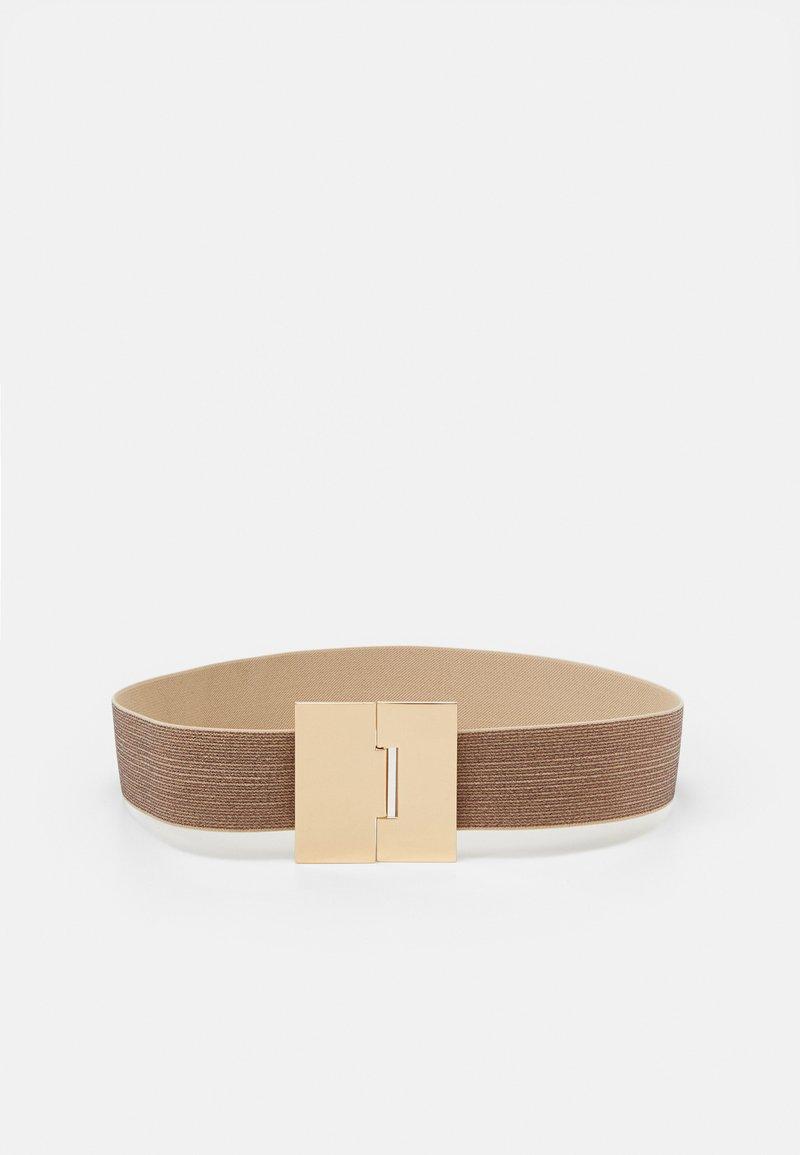 PARFOIS - Waist belt - light gold