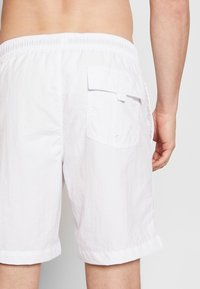 Champion - BEACHSHORT LEGACY - Swimming shorts - white - 1