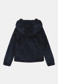 Lemon Beret - GIRLS  - Fleece jacket - navy blazer - 1