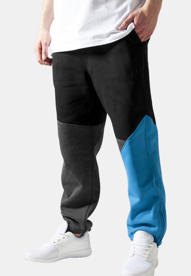 Pantalon de survêtement - grey/black