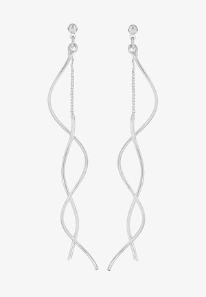 REVOLVE - Ohrringe - silver-coloured