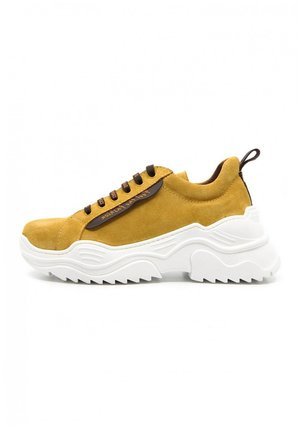 ENERGY  - Sneakers laag - ocre